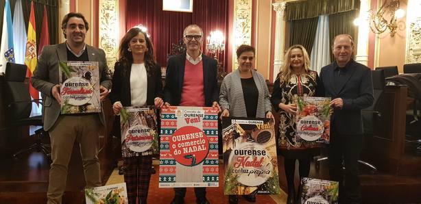 Presentación de la programación de Nadal en Ourense