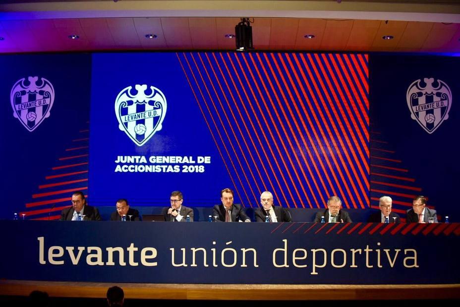 El Levante presenta el proyecto de su nueva Ciudad Deportiva en Nazaret