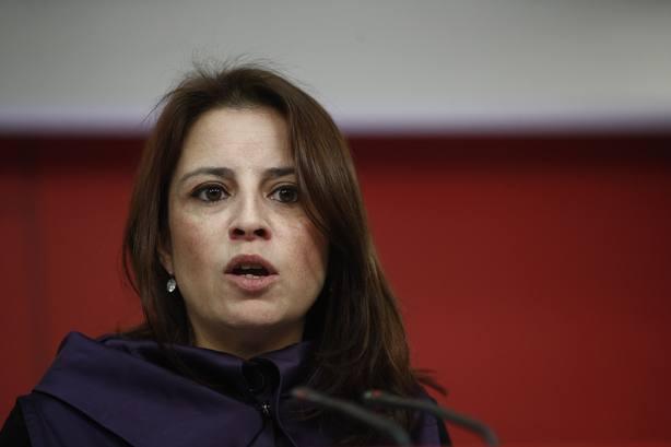 Lastra dice que los partidos convocantes de la manifestación de este domingo no están defendiendo la unidad de España
