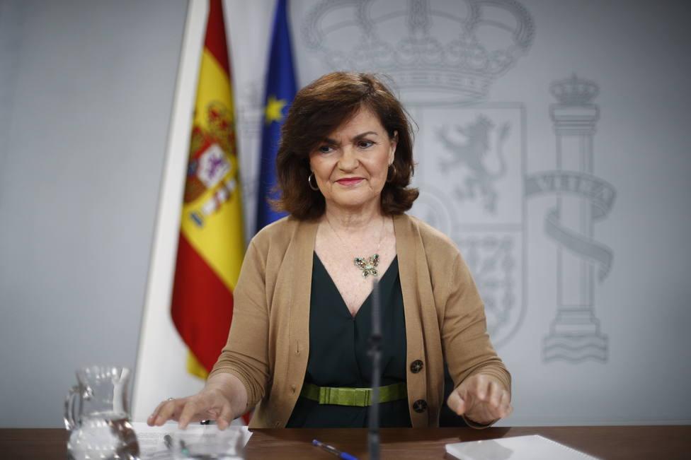 El Gobierno espera trabajo, legalidad y cooperación de todos los grupos parlamentarios que salgan del 28A