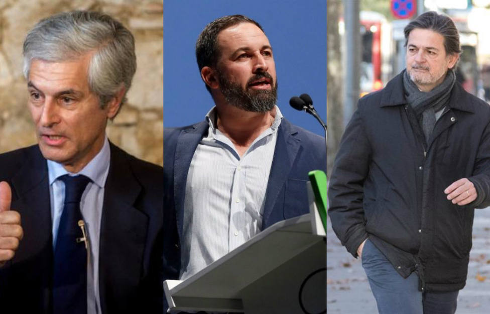 Descubre lo que unen a Suárez Illana, Santiago Abascal y Oriol Pujol
