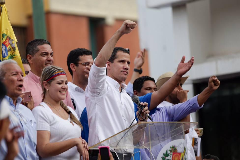 Guaidó acepta el llamamiento de Noruega para una nueva ronda de negociaciones con el chavismo