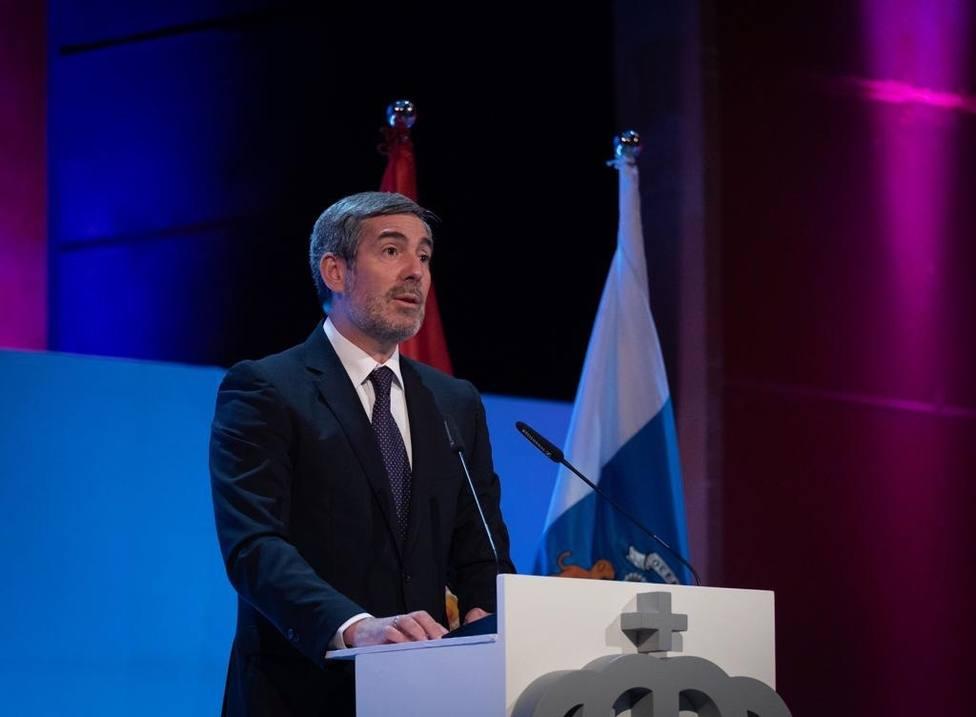 Clavijo asegura que CC continúa las conversaciones con otros partidos para intentar llegar a acuerdos de gobierno