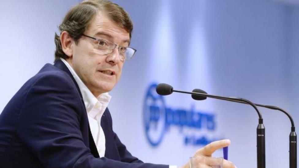 Fernández Mañueco; No está concretado quien va a ser el alcalde de Palencia