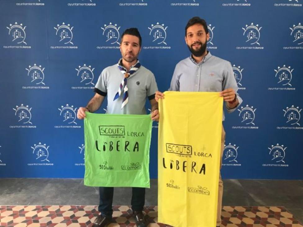 """Limusa, Medio Ambiente y el Grupo Scout Ciudad del Sol participan en el """"Proyecto Libera"""""""