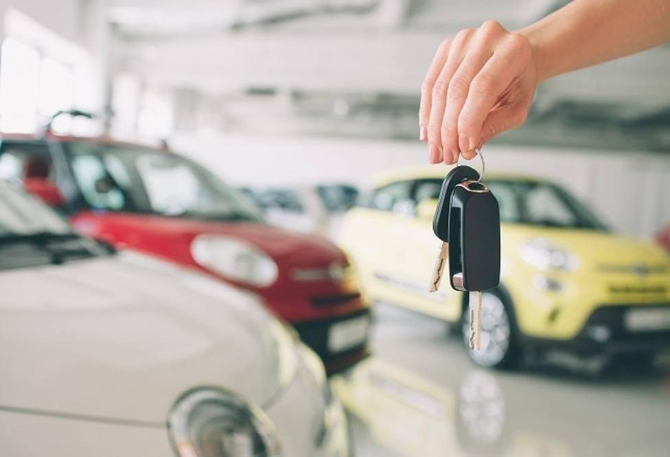 Las automatriculaciones concentraron el 10,4% del mercado automovilístico español hasta julio