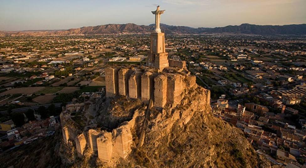 Castillo de Monteagudo y Fortalezas del Rey Lobo