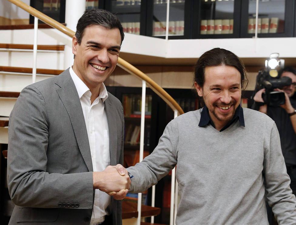 El PSOE llamará hoy mismo a Podemos para fijar una nueva reunión