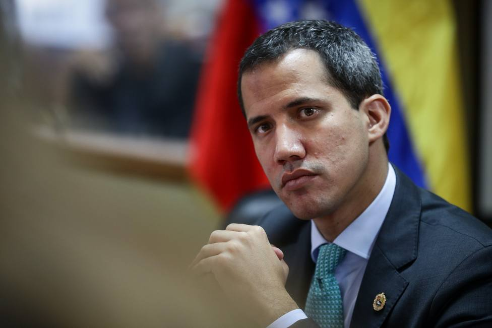 Juan Guaidó ve necesario aprobar el tratado que permita la intervención armada en Venezuela