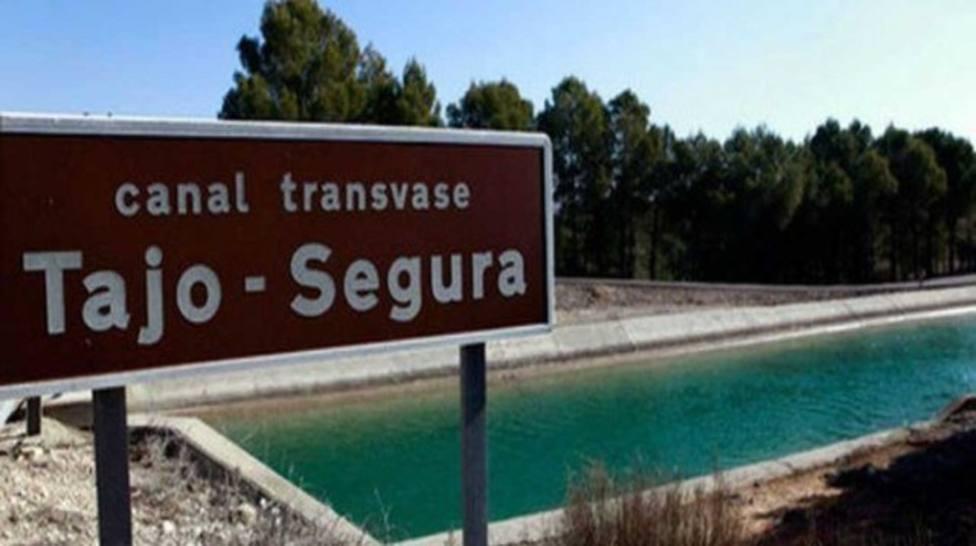El Gobierno autoriza un trasvase de 16,1 hm3 del Tajo al Segura para el mes de septiembre