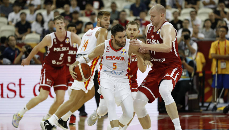 Basketball - FIBA World Cup - Quarter Finals - Spain v Poland