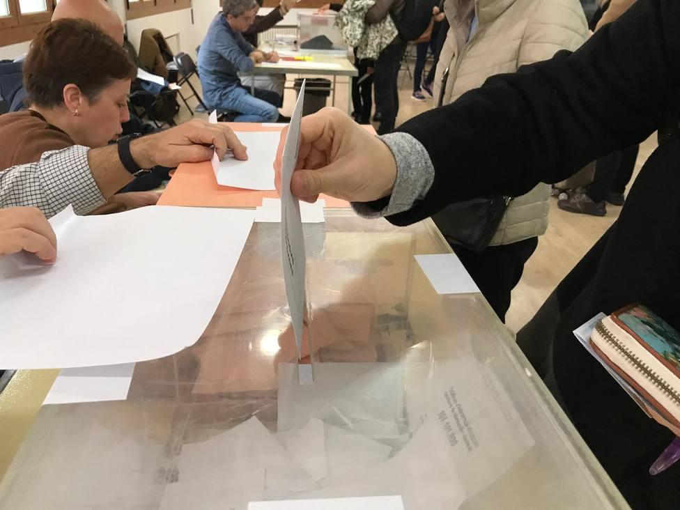 Puigdemont a los votantes: Hoy sois todos vosotros el Tribunal Supremo de la democracia