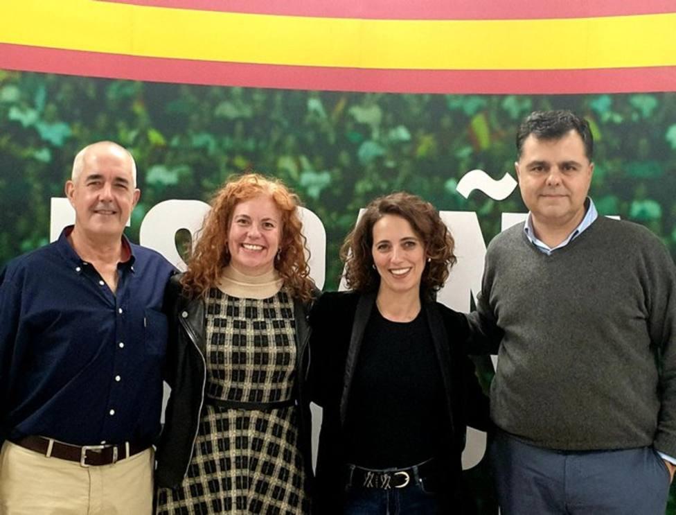 Vox, sin candidato a la Xunta de Galicia