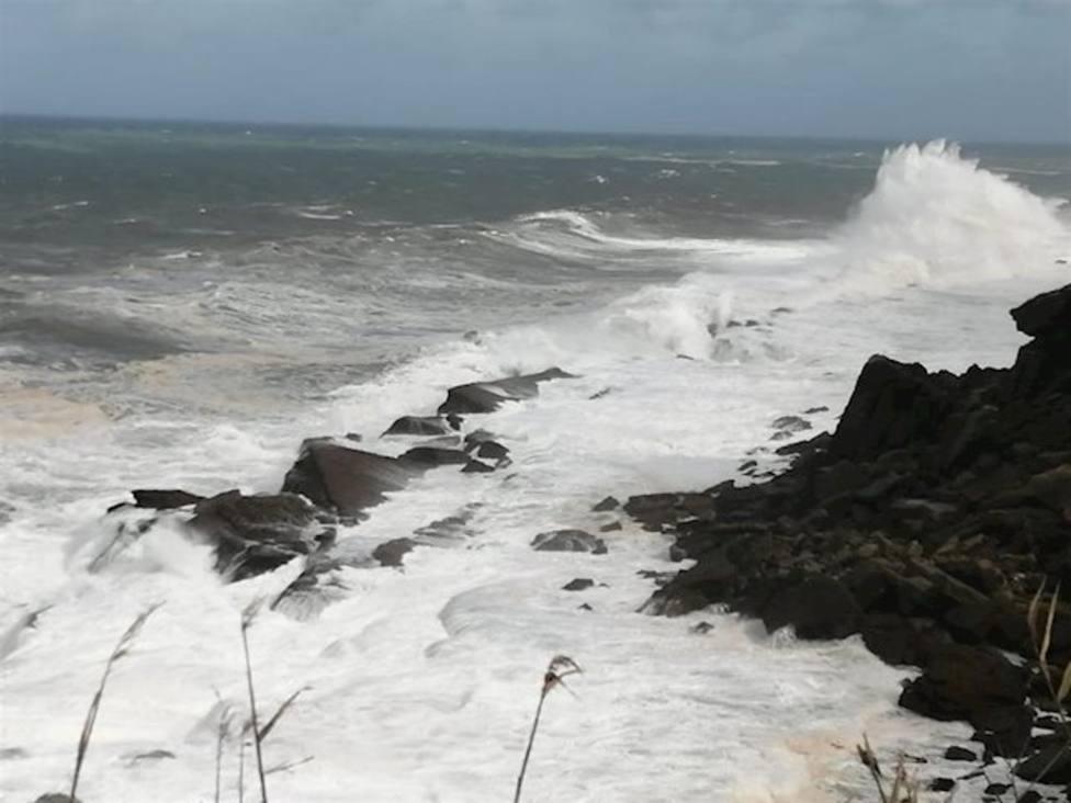 Cantabria estará hasta las 20 horas de hoy en aviso naranja por fenómenos costeros
