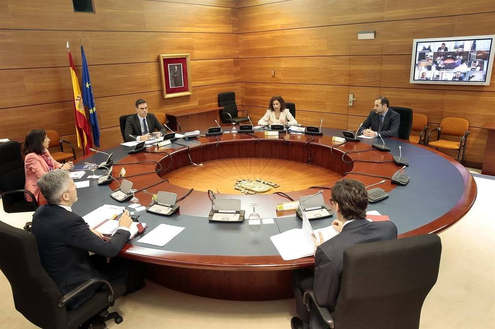 El Gobierno prorroga indefinidamente la prohibición de vuelos desde Italia, pero permitirá repatriar españoles