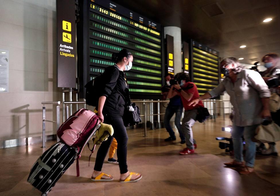 Simón asegura que no puede garantizar riesgo cero ante la entrada de turistas