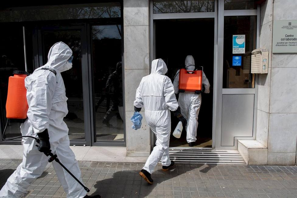 Retiran cautelarmente a Eulen la gestión de dos residencias de ancianos en Barcelona