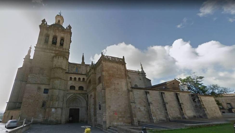 La Catedral de Coria reabre al culto a mitad de septiembre