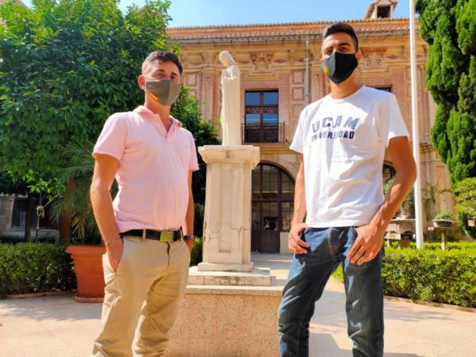 Joel González y César Giner
