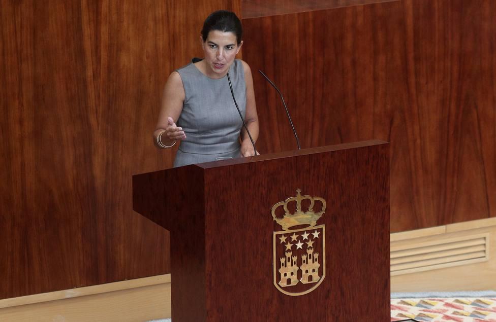 Vox pide la suspensión cautelarísima de medidas ineficaces para Madrid