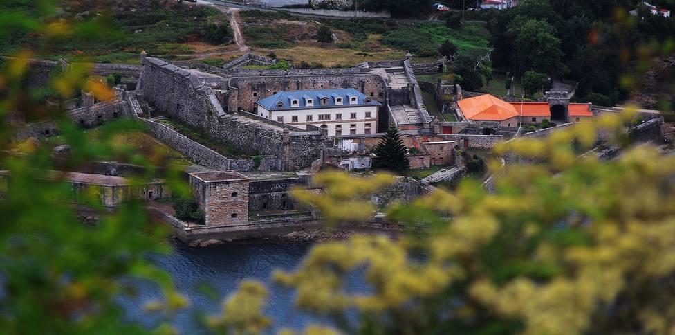 Foto de archivo del Castillo de San Felipe - FOTO: Jose Mauriz Collado