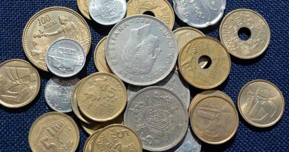 Esto es lo que puede llegar a pagar un coleccionista por monedas y billetes de pesetas