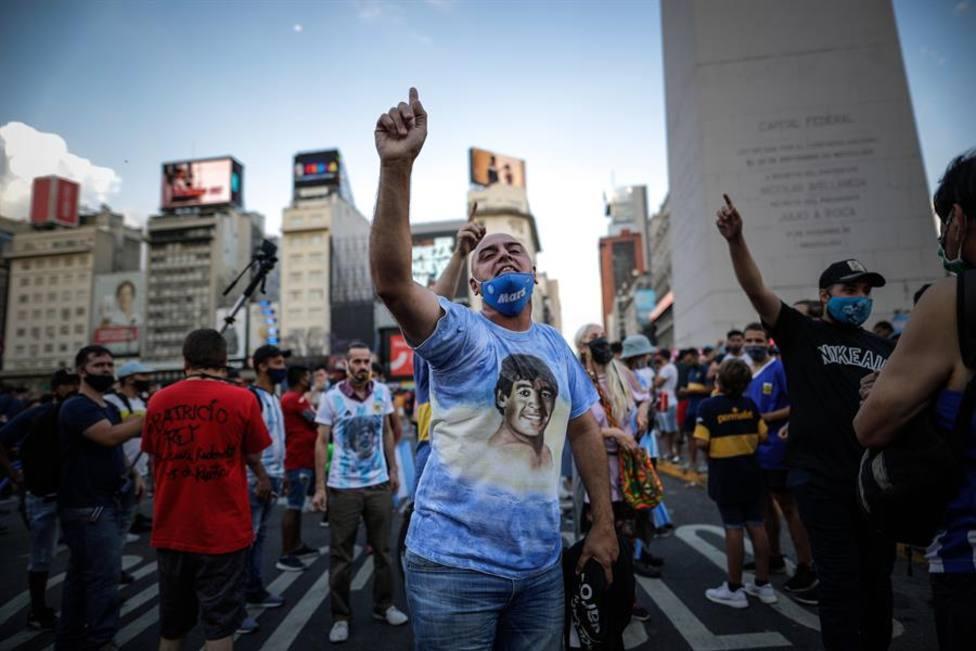 Maradona será velado 48 horas en la Casa Rosada, sede del Gobierno de Argentina