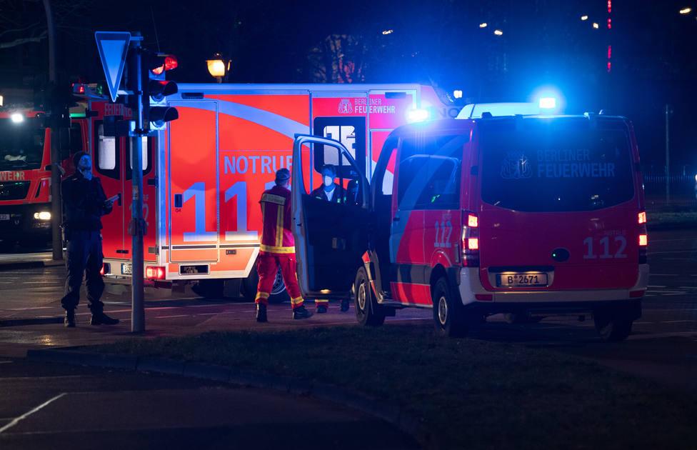 Al menos cuatro heridos graves tras un tiroteo en Berlín