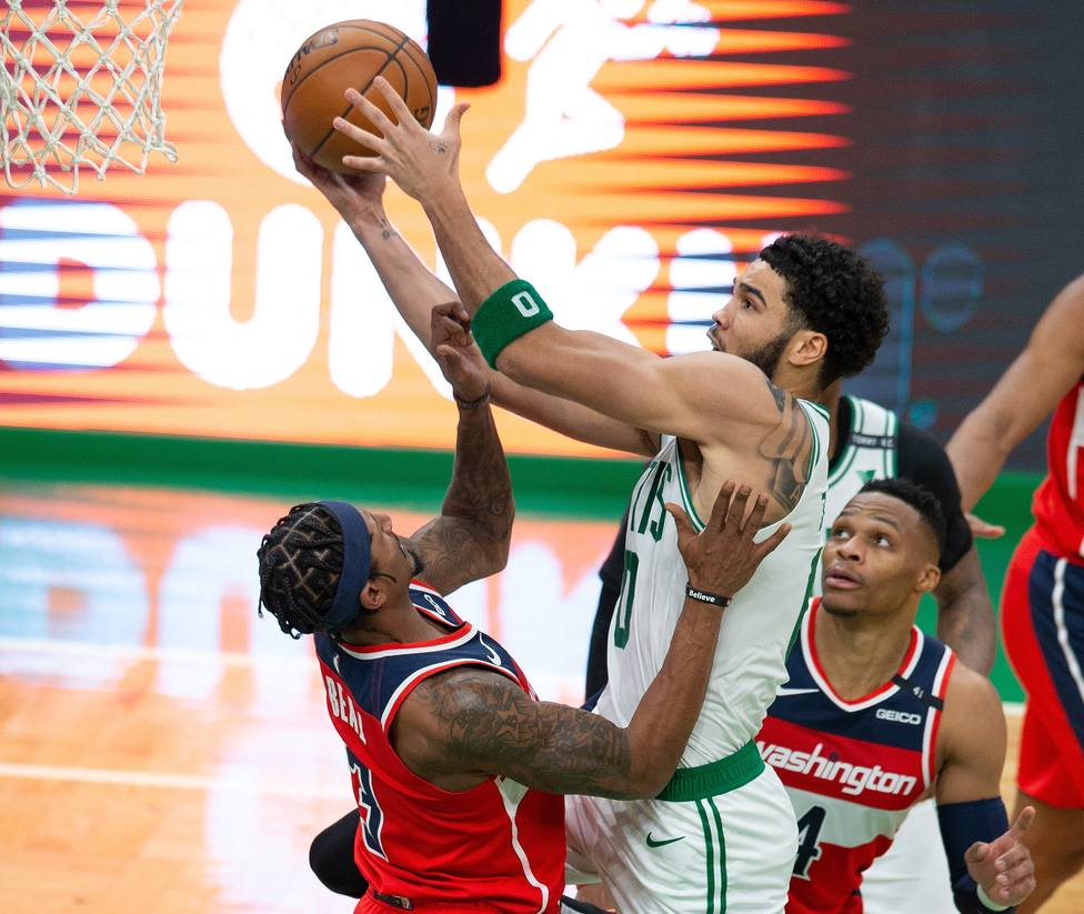 Washington Wizards at Boston Celtics