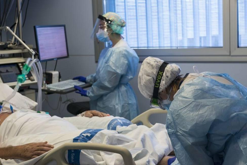 El dato más crudo de la tercera ola: una persona muere de coronavirus en España cada 12 minutos