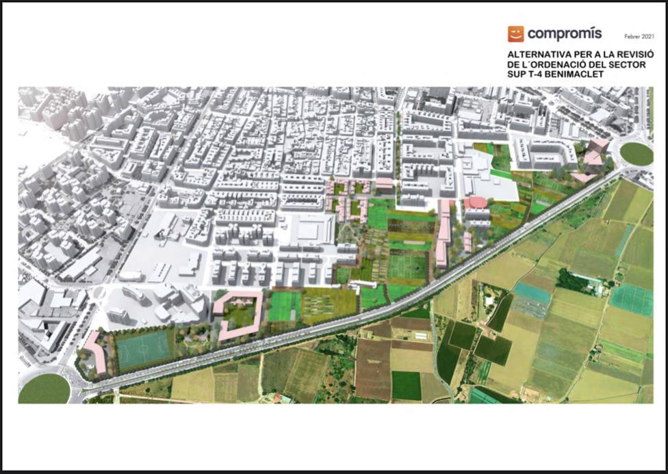 Plan de Compromís para Benimaclet