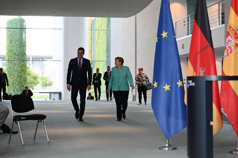 El bloqueo alemán a los fondos europeos afecta de lleno a los Presupuestos Generales de Sánchez