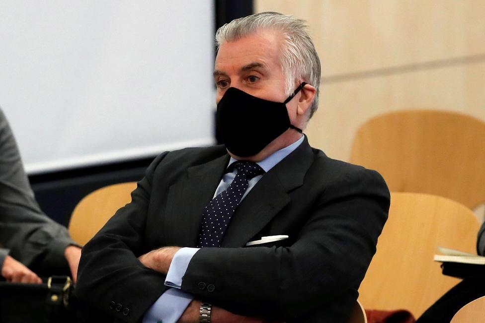 Suspendido el juicio contra Bárcenas por la presunta caja B del PP ante la citación del juez para vacunarse