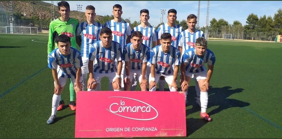 El Lorca CF Base DH pierde 0-1 contra el CD Castellón.