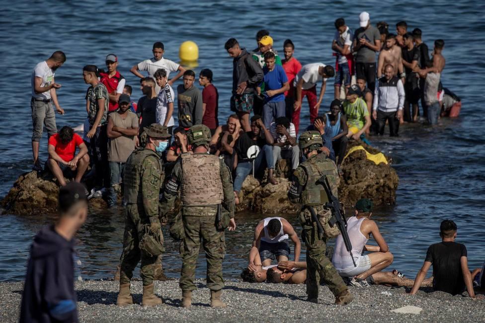 Vota   ¿Crees que el Gobierno está gestionando de forma eficaz la crisis fronteriza en Ceuta?