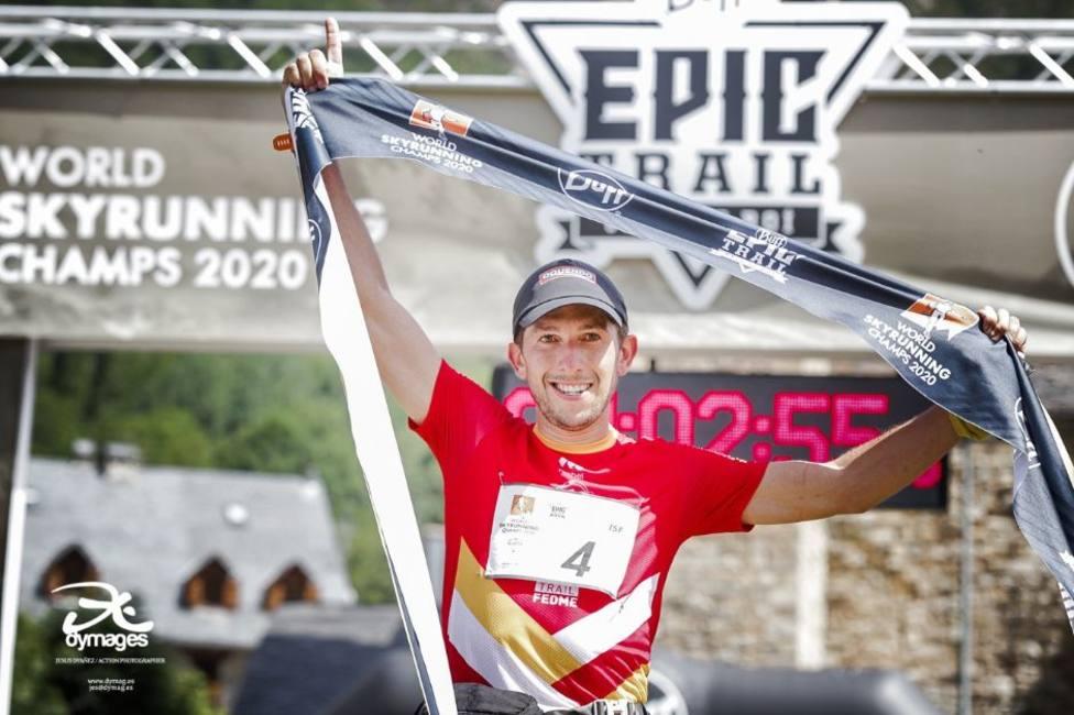 El berciano Manuel Merillas, campeón mundial de carreras por montaña