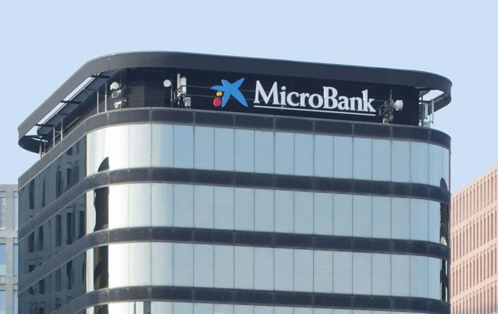 MicroBank. CaixaBank