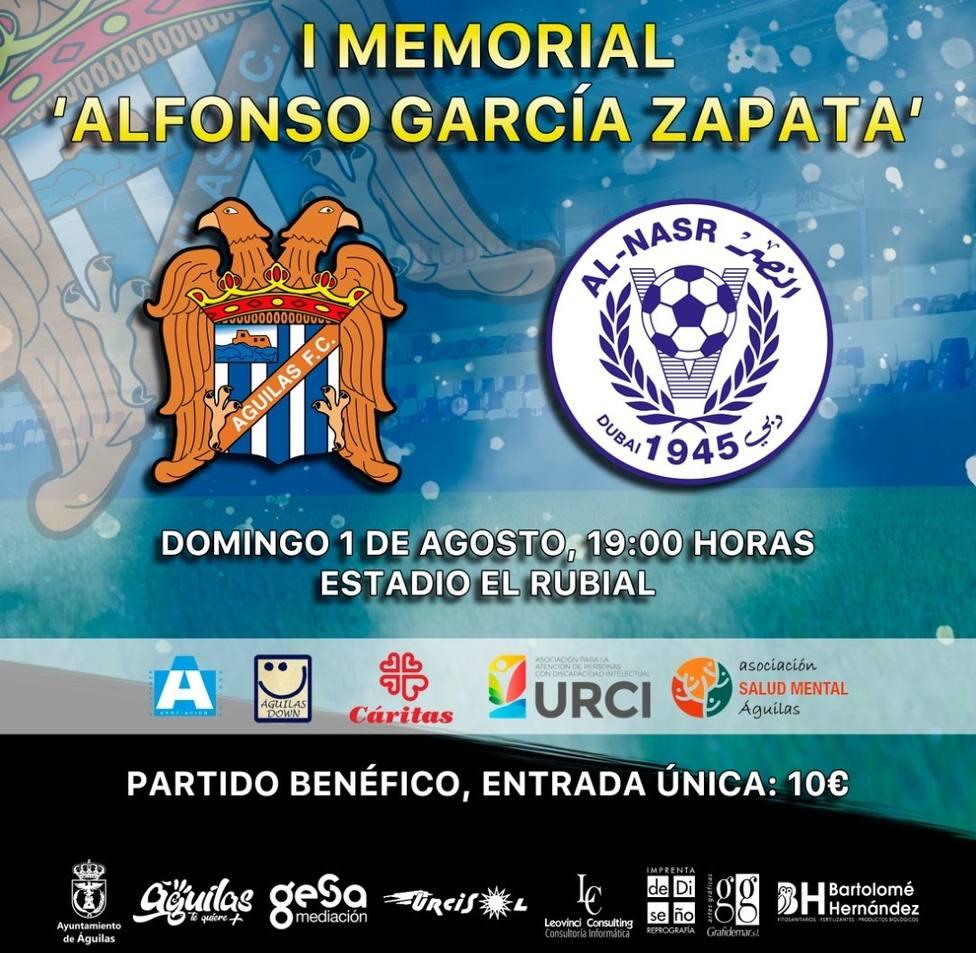 I Memorial Alfonso García Zapata