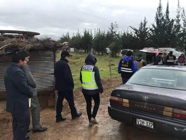 Agentes de la Policía Nacional investigan en Perú la muerte de Nathaly Salazar