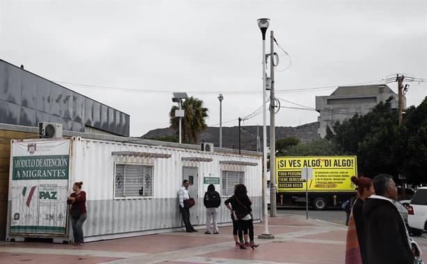 Amnistía Internacional observará el trato a migrantes en frontera México-EE.UU.