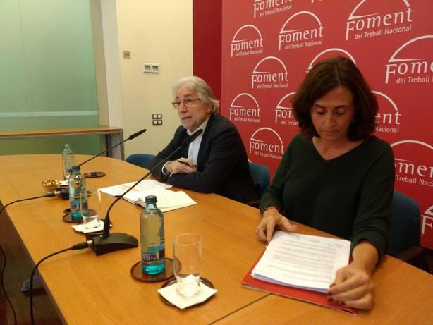 Sánchez Llibre pide a la ANC que suspenda su campaña de apoyo al consumo de empresas afines al soberanismo