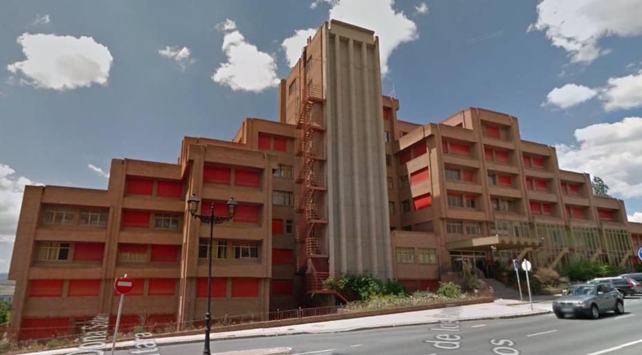 edificio La Calera de c/Hornos Caleros
