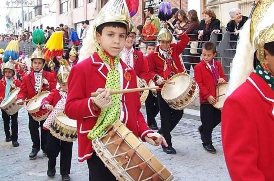 Las tamboradas, declaradas Patrimonio Cultural Inmaterial de la Humanidad
