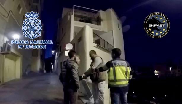 Detenido un fugitivo buscado por Montenegro por un atraco en el que murió un jugador de baloncesto
