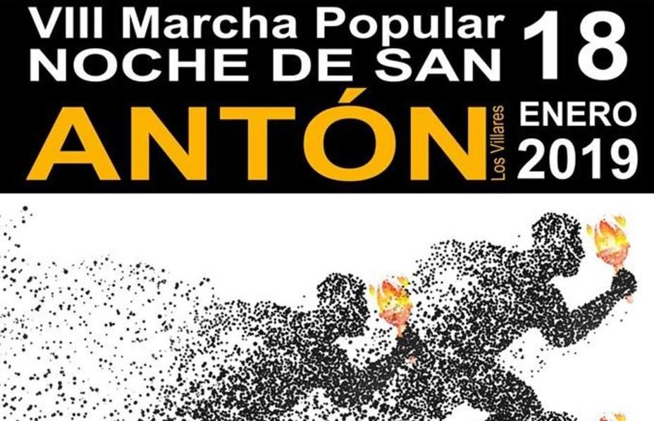 San Antón se corre este viernes en Los Villares