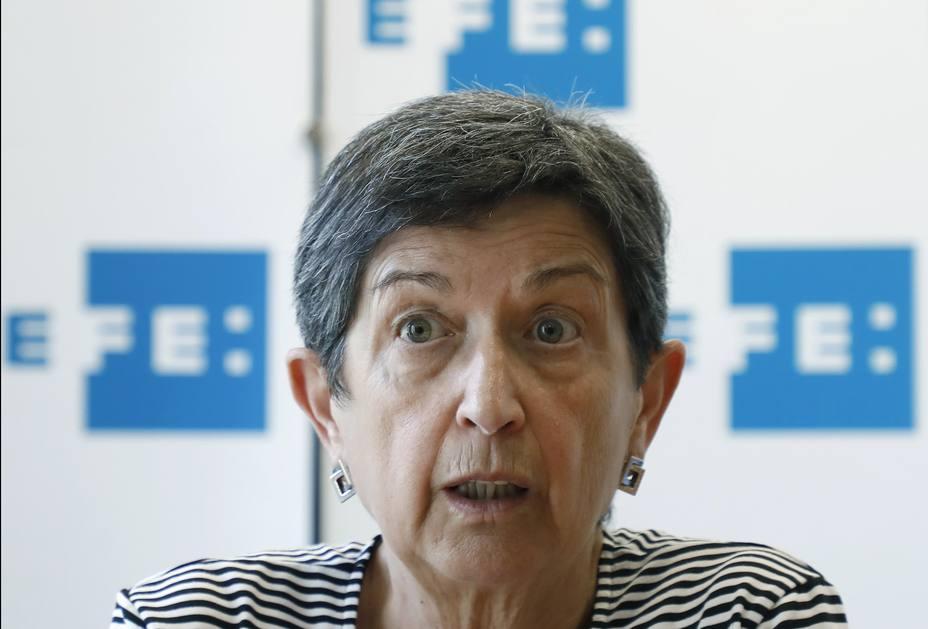Teresa Cunillera, delegada del Gobierno en Cataluña