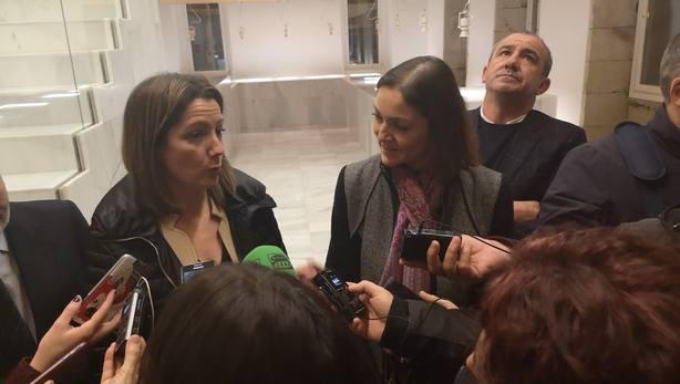 La ministra de Turismo compromete el apoyo del Gobierno para que Lugo sea Patrimonio de la Humanidad