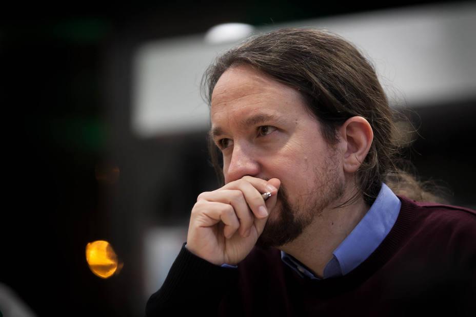 Iglesias pide ser realistas ante el posible adelanto electoral y apuesta por reeditar después la mayoría de la moción