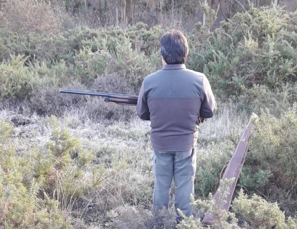 Los accidentes de menores con armas de fuego se elevan a seis en 2018, cinco de ellos relacionados con la caza