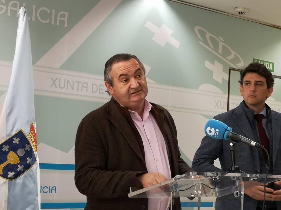 """Balseiro solicita una reunión con la alcaldesa para """"desbloquear"""" obras de la Xunta"""